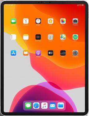 Apple iPad Pro 10.5 (1st gen) - iPadOS 13 - Applicazioni - Configurazione del negozio applicazioni - Fase 1