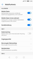 Huawei P8 Lite 2017 - Ausland - Im Ausland surfen – Datenroaming - Schritt 7