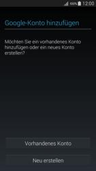 Samsung Galaxy A5 - Apps - Konto anlegen und einrichten - 4 / 22