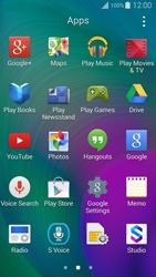 Samsung A500FU Galaxy A5 - Applications - Create an account - Step 3