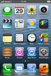 Apple iPhone 4 (iOS 6) - netwerk en bereik - gebruik in binnen- en buitenland - stap 7