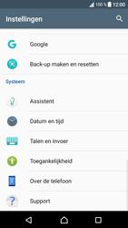 Sony Xperia XA1 - software - update installeren zonder pc - stap 4