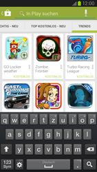 Samsung Galaxy S III LTE - Apps - Installieren von Apps - Schritt 13