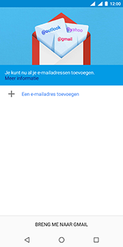 Nokia 7 Plus (Dual SIM) - E-mail - Account instellen (IMAP met SMTP-verificatie) - Stap 5