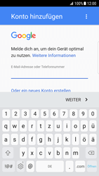 Samsung Galaxy S7 Edge - Android N - E-Mail - 032a. Email wizard - Gmail - Schritt 10