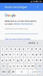 Samsung Galaxy S7 Edge (G935F) - Android Nougat - E-Mail - Konto einrichten (gmail) - Schritt 10