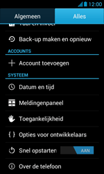 Huawei Ascend Y300 - software - update installeren zonder pc - stap 4