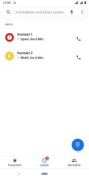 Nokia 9 - Anrufe - Anrufe blockieren - Schritt 8