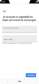 Nokia 5-1-plus-dual-sim-ta-1105-android-pie - E-mail - Account instellen (POP3 zonder SMTP-verificatie) - Stap 20