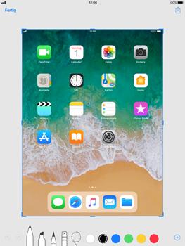 Apple iPad mini 2 - iOS 11 - Bildschirmfotos erstellen und sofort bearbeiten - 7 / 8