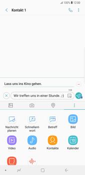 Samsung Galaxy Note9 - MMS - Erstellen und senden - 16 / 25