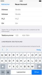 Apple iPhone 6 Plus - iOS 8 - Apps - Einrichten des App Stores - Schritt 22