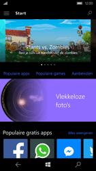 Microsoft Lumia 550 - apps - account instellen - stap 4