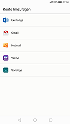 Huawei P10 - Android Oreo - E-Mail - Konto einrichten (yahoo) - Schritt 5