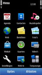 Nokia N8-00 - MMS - handmatig instellen - Stap 20