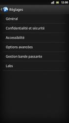 Sony Xperia S - Internet et roaming de données - Configuration manuelle - Étape 20