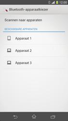 Sony D5503 Xperia Z1 Compact - contacten, foto