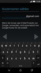 HTC Desire 620 - Apps - Konto anlegen und einrichten - 2 / 2