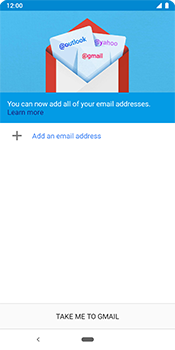 Google Pixel 3 - Email - 032c. Email wizard - Outlook - Step 5
