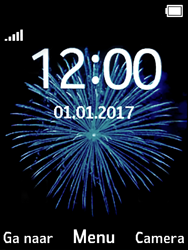 Nokia 3310 3G (TA-1022) - Buitenland - Internet in het buitenland - Stap 1