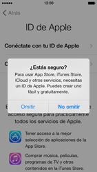 Apple iPhone 5s - Primeros pasos - Activar el equipo - Paso 11