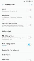 Samsung Galaxy S6 - Android Nougat - MMS - Configurazione manuale - Fase 5