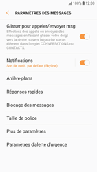 Samsung G920F Galaxy S6 - Android Nougat - SMS - Configuration manuelle - Étape 6