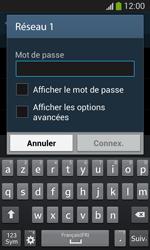 Samsung Galaxy S3 Lite (I8200) - Wifi - configuration manuelle - Étape 6