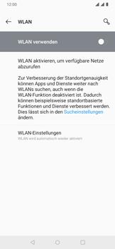 OnePlus 6T - Android Pie - WLAN - Manuelle Konfiguration - Schritt 6