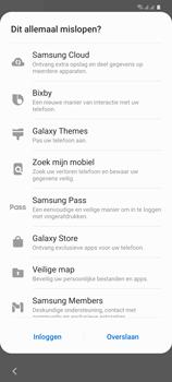 Samsung Galaxy S20 Plus 5G Dual SIM eSIM SM-G986B - Instellingen aanpassen - Nieuw toestel instellen - Stap 33