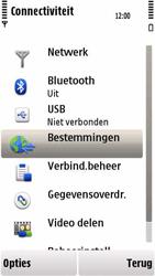 Nokia 5230 - internet - handmatig instellen - stap 5