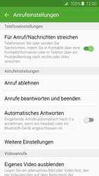 Samsung G920F Galaxy S6 - Anrufe - Rufumleitungen setzen und löschen - Schritt 6