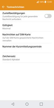 LG Q6 - SMS - Manuelle Konfiguration - Schritt 10