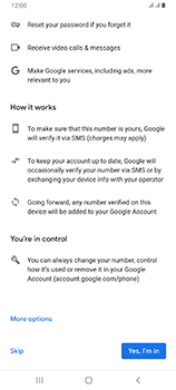Samsung Galaxy A80 - Applications - Setting up the application store - Step 14