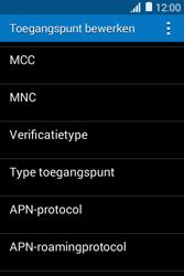 Samsung Galaxy Young2 (SM-G130HN) - Internet - Handmatig instellen - Stap 12