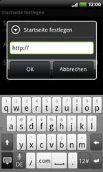 HTC Desire Z - Internet - Apn-Einstellungen - 1 / 1