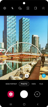 Samsung Galaxy A51 5G - Photos, vidéos, musique - Créer une vidéo - Étape 7