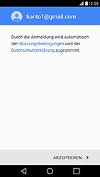 LG X Power - E-Mail - Konto einrichten (gmail) - Schritt 13