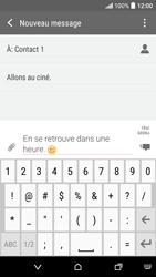 HTC Desire 530 - Contact, Appels, SMS/MMS - Envoyer un MMS - Étape 13
