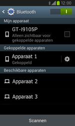 Samsung I9105P Galaxy S II Plus - Bluetooth - koppelen met ander apparaat - Stap 10