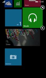 Nokia Lumia 635 - Startanleitung - Personalisieren der Startseite - Schritt 7