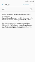 Samsung Galaxy A5 (2017) - WLAN - Manuelle Konfiguration - 6 / 10