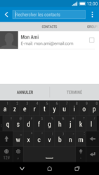 HTC Desire 610 - E-mails - Envoyer un e-mail - Étape 6