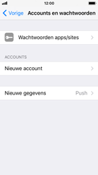 Apple iPhone 5s - iOS 11 - E-mail - Account instellen (POP3 met SMTP-verificatie) - Stap 4