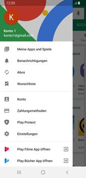 Samsung Galaxy S9 - Android Pie - Apps - Nach App-Updates suchen - Schritt 6