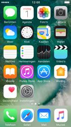 Apple iPhone 5s iOS 10 - WiFi - WiFi hotspot instellen - Stap 2