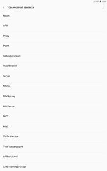 Samsung galaxy-tab-a-10-1-android-oreo - Internet - Handmatig instellen - Stap 13