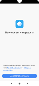 Xiaomi RedMi Note 7 - Internet et roaming de données - Navigation sur Internet - Étape 3