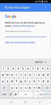 Samsung Galaxy S8 Plus - E-Mail - Konto einrichten (gmail) - 0 / 0