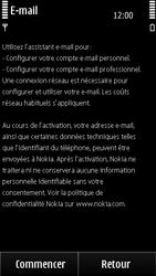 Nokia E7-00 - E-mail - Configurer l